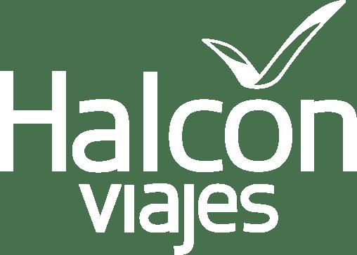 Logo de la empresa Halcón Viajes